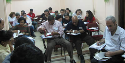 Cairo Module 1 training